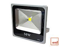Прожектор светодиодный TL12712 50W 6500К Slim ST (TEC-12712)