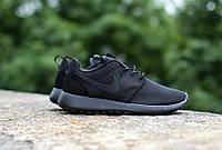 Кроссовки Nike Roshe Run All Black