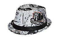 Шляпа челентанка комби RL