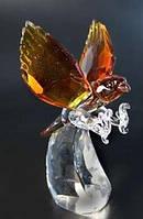 Фигурка из хрусталя Орел