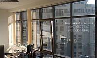 Тонировка окон в офисах