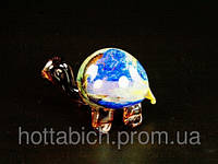 "Статуэтка стекло ""Черепаха Тортила"""