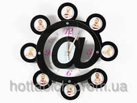 Часы настенные из дерева