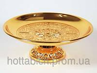 Ритуальные принадлежности тарелка на подставке