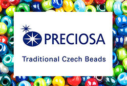 Бисер чешский preciosa 50 грамм