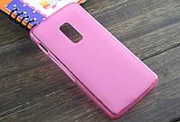 Чехол TPU для Acer Liquid Z200 DualSim розовый