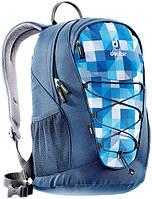 Городской рюкзак Deuter Go Go blue/arrowcheck (80146 3016)