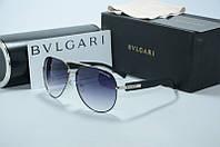 Солнцезащитные очки Bvlgari чёрные с переходом., фото 1