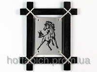 Картина Конь в рамке