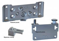 Ролики для раздвижной системы SKM 80 (на 1 дверь)