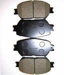 Тормозные колодки Trusting, диски Трастинг (страна производитель Италия), фото 9