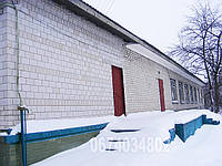 Производственное Здание в Борисполе.Канализация-централизована