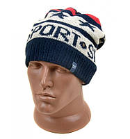 Мужская спортивная шапка