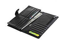 Кожанный кошелек-портмоне для мужчин dr.Bond