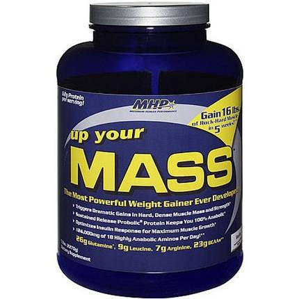 Гейнер Up Your Mass MHP 2,1 кг, фото 2