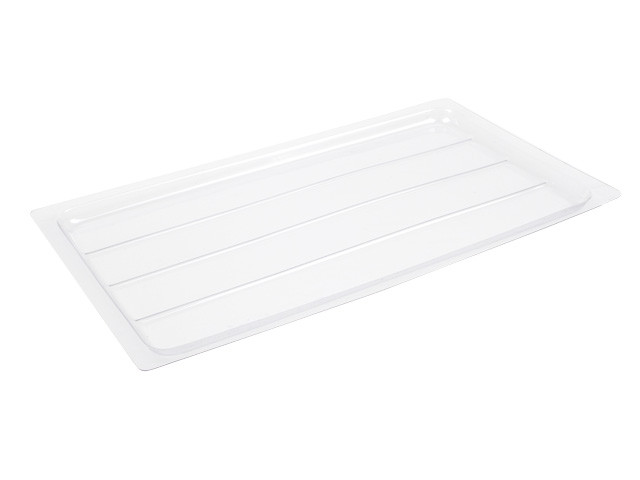 Поддон для сушилки в кухонный шкаф, L= 700 мм белый - «DiMax comfort»  в Каменском