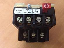 Реле электротепловое струмове РТЛ 1008