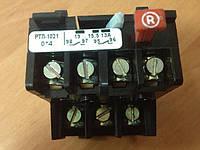 Реле перегрузки тепловое токовое РТЛ 1021