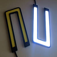 Супер яркие ДХО огни - современный ультратонкий дизайн, фото 1