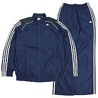 Костюм мужской adidas Essentials Men's 3S Polyester Tracksuit M32649 адидас, фото 1
