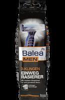 Станки одноразовые мужские Balea men 3- Klingen Einweg Rasierer