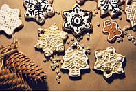 Новогодние прянички от Ольги Саполович)