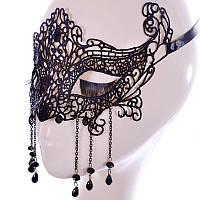 Женская эротическая маска секс шоп 788