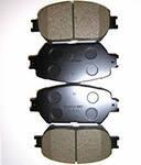 Тормозные колодки Pagid (производитель Германия)