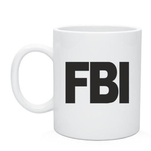 Кружка «FBI»