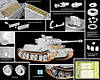 Тяжелый танк ' Тигр Порше'    1\35  DRAGON, фото 4