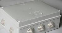 Коробка распределительная герметичная Р5, без клеммника, 150х150х70мм, 8 гермовводов