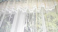 "Тюль-сетка арка ""Ажур Люкс"", кухонные шторы, фото 3"