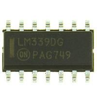 Компаратор LM339DG, SOP14