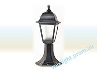 Светильник столбик садово-парковый Кантри НГ 04 матовое стекло