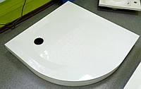 Душевой поддон из литьевого мрамора 100 см Fancy Marble Украина