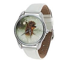 Наручные часы «Ёжик в тумане» белый, фото 1