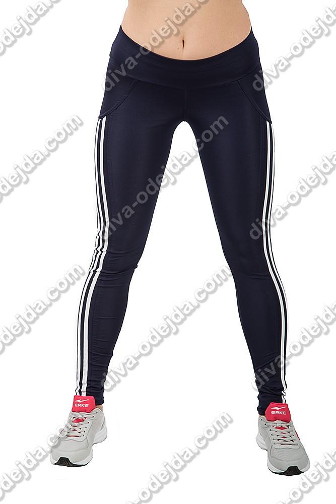 Стильные женские спортивные леггинсы
