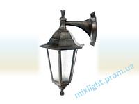 Светильник бра садово-парковый Кантри НС 06  матовое стекло медь