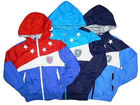 Куртка 2-сторонняя для мальчика, размер 134/140, S&D, кк-529