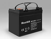 Аккумулятор MastAK MA12-33EV (12v 33Ah)