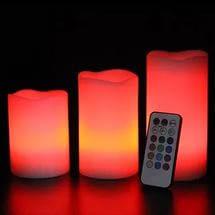 Свечи электронные  Luma Candles Color, фото 2
