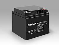 Аккумулятор MastAK MA12-45EV (12v 45Ah)