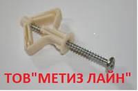 """Дюбиль """"МОЛЛИ"""" с шурупом 10/3,5х60 (уп.100шт.)"""
