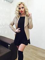 Пиджак женский кожаный в расцветках 8709, фото 1