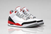 Кроссовки Nike Air Jordan 3 Fire Red