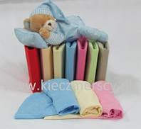 Антибактериальная, непромокаемая простынь на резинке для детской кроватки 120*60 см, фото 1