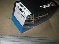 Колодка торм. УАЗ ПАТРИОТ,ХАНТЕР (диск.торм.),3160 перед. (компл. 4 шт.) в сб. (пр-во BEST)
