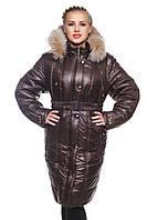 Женские длинные куртки на зиму
