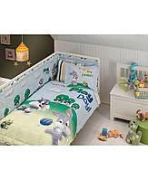 Набор для новорожденных в кроватку TAC - Looney Tunes Sylvester And Bugs Bunny