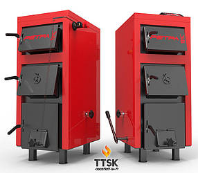 Ретра-5М PLUS котел на твердом топливе длительного горения мощностью 15 квт